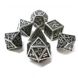 Nanici - Set di dadi in metallo