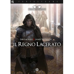 Terre leggendarie: 1- Il regno lacerato (Libro Game)