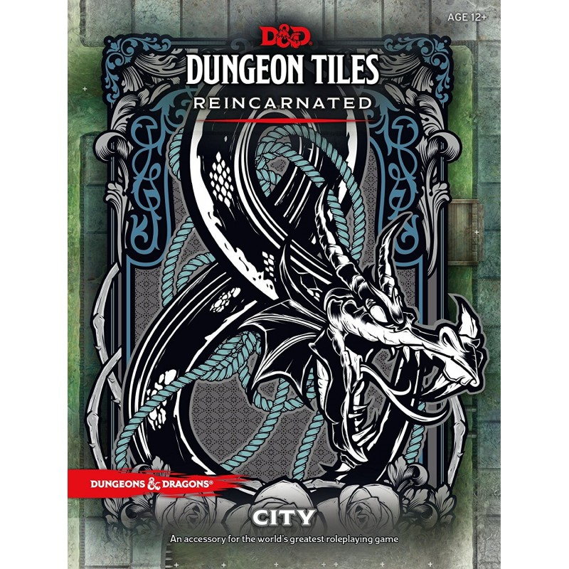 Dungeons & Dragons: Dungeon Tiles Reincarnated - Città