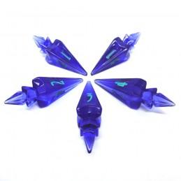 PolyHero - Dardi 5d4: Tempesta Violetta e Fulmini