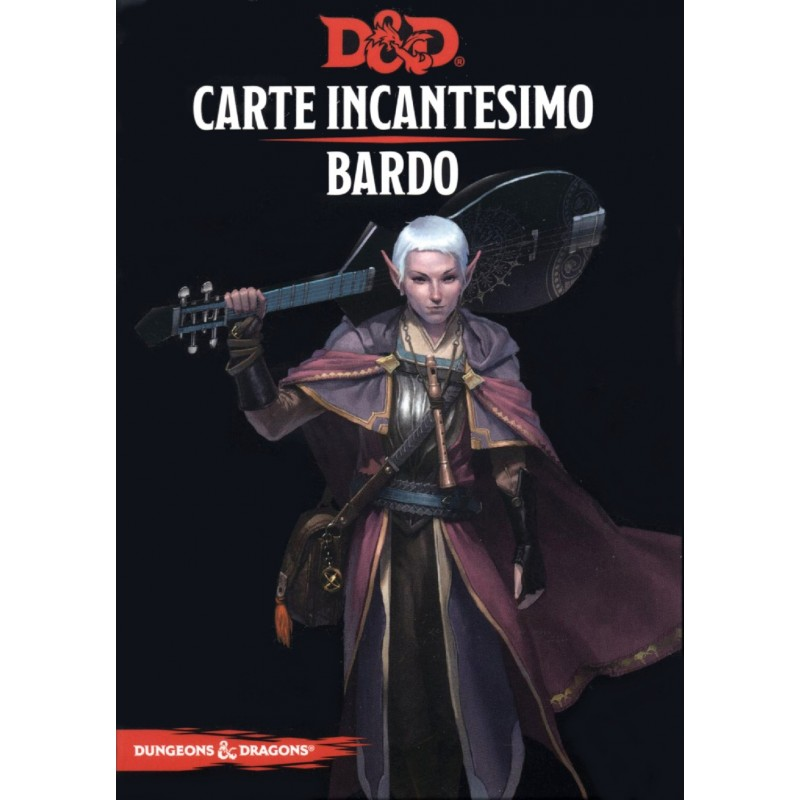 Dungeons & Dragons: Carte Incantesimo - Bardo (PREORDER)