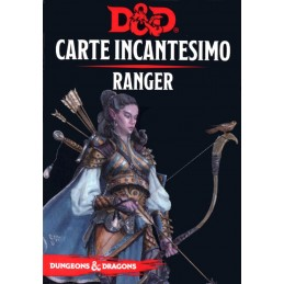 Dungeons & Dragons: Carte Incantesimo - Ranger (PREORDER)