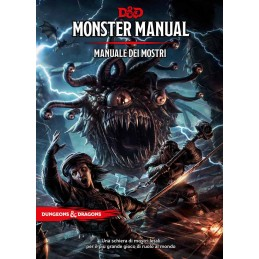 Dungeons & Dragons: Manuale dei Mostri (PREORDER)