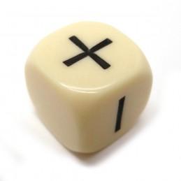 Fate: Set di dadi (Avorio)