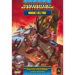 Mutants & Masterminds (Edizione Speciale Lucca Games 2016)
