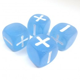 Fate: Set di dadi - Frost