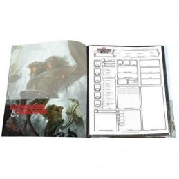 Dungeons & Dragons: Character Folio - Demogorgone