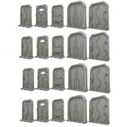 Terrain Crate: Porte per Navi Spaziali