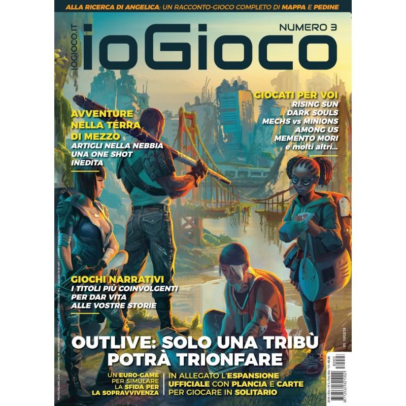 IoGioco: N 3 (Feb-Mar 2018)