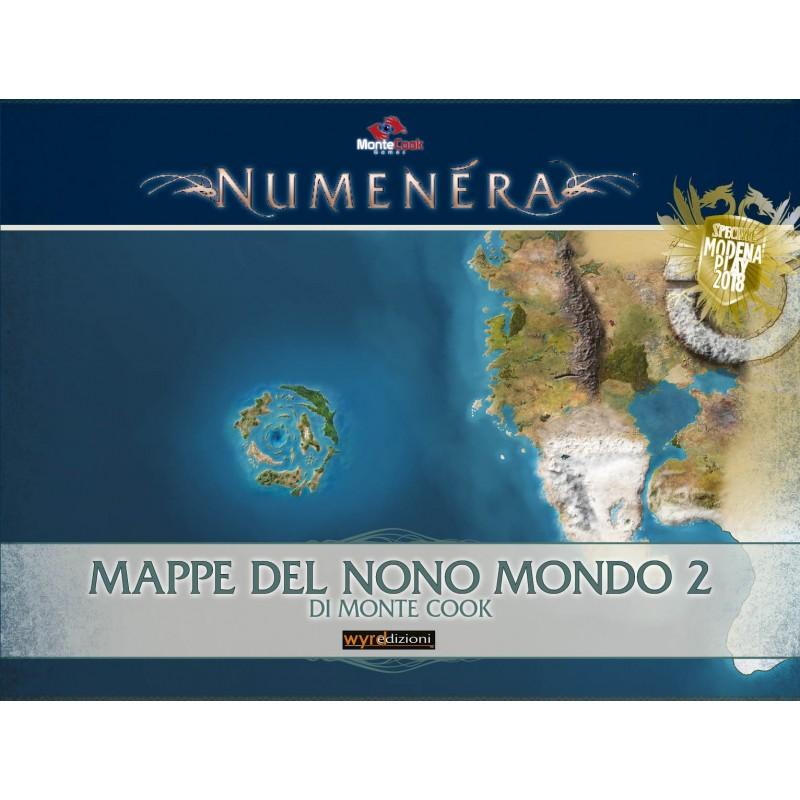 Numenera: Mappe del Nono Mondo 2