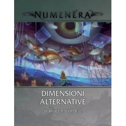 Numenera: Glimmer 9 - Dimensioni Alternative