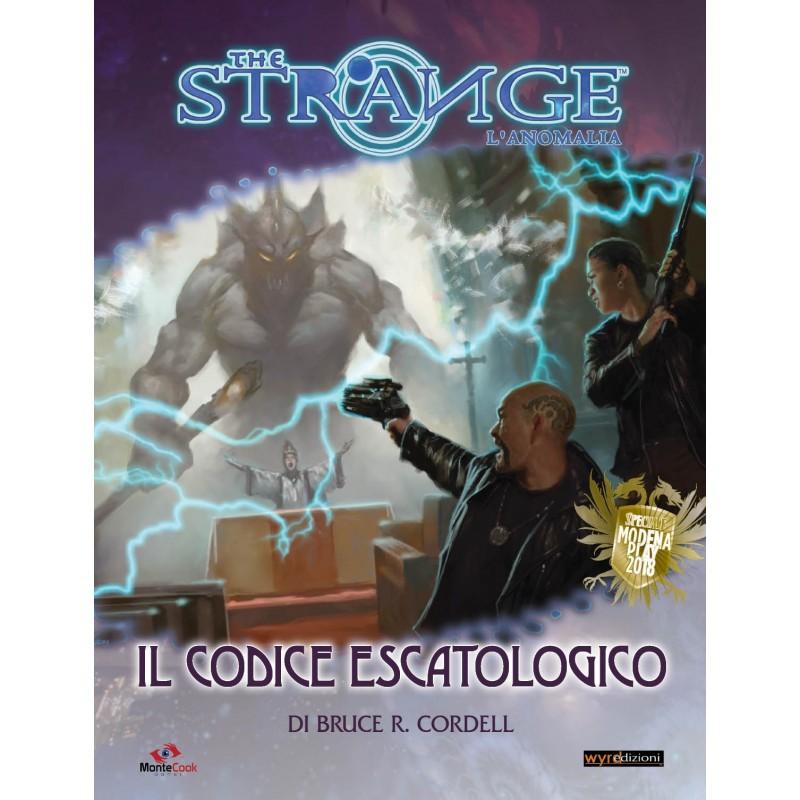 The Strange: Il codice escatologico