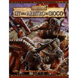 Warhammer Fantasy Roleplay (II Edizione): Kit dell'Arbitro di Gioco