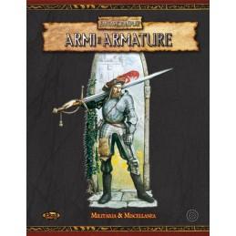 Warhammer Fantasy Roleplay (II Edizione): Armi e armature