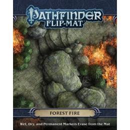 Pathfinder Flip-Mat: Foresta infuocata