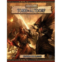 Warhammer Fantasy Roleplay (II Edizione): Il Sentiero dei Dannati - 2. Torri di Altdorf