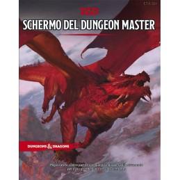 Dungeons & Dragons: Schermo del Dungeon Master