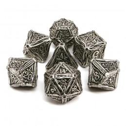 Il Richiamo di Cthulhu - Set di dadi in metallo