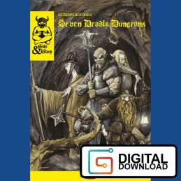 Gold & Glory: Seven deadly dungeons (Versione digitale)