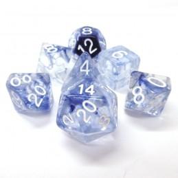 Diffusion: Set di dadi (Inchiostro Blu)