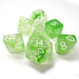 Diffusion: Set di dadi (Melma verde)