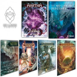 No Lands: Bundle