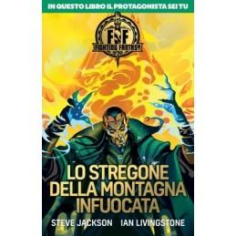Fighting Fantasy: 2- Lo stregone della montagna infuocata (Libro Game)