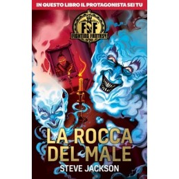 Fighting Fantasy: 3- La rocca del male (Libro Game)