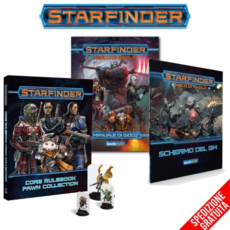 Starfinder: Bundle