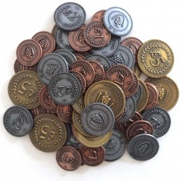 Monete in metallo: Viticulture