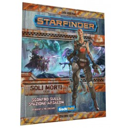 Starfinder: Ciclo dei Soli Morti: 1 - Scontro sulla stazione Absalom