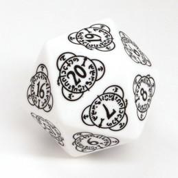 Dado Counter: Bianco