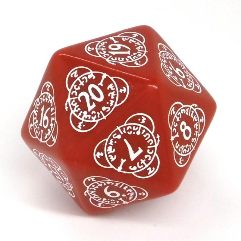 Dado Counter: Rosso