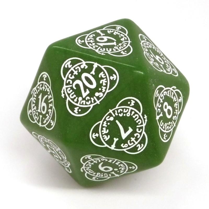 Dado Counter: Verde