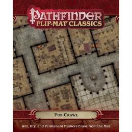 Pathfinder Flip-Mat Classics: Quartiere dei pub