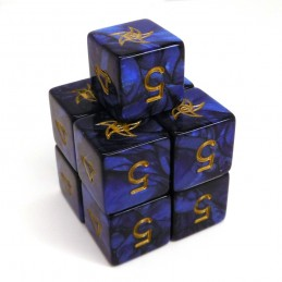 Elder Dice - Set di dadi Cthulhu