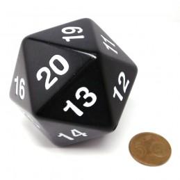 Countdown: Opaco - Dado a 20 facce da 55 mm (Rosso)