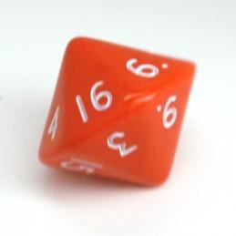 Opaco - Dado singolo d16 (Rosso)