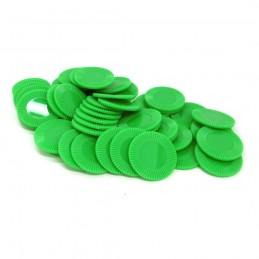 Dischetti: Set di 50 color Verde