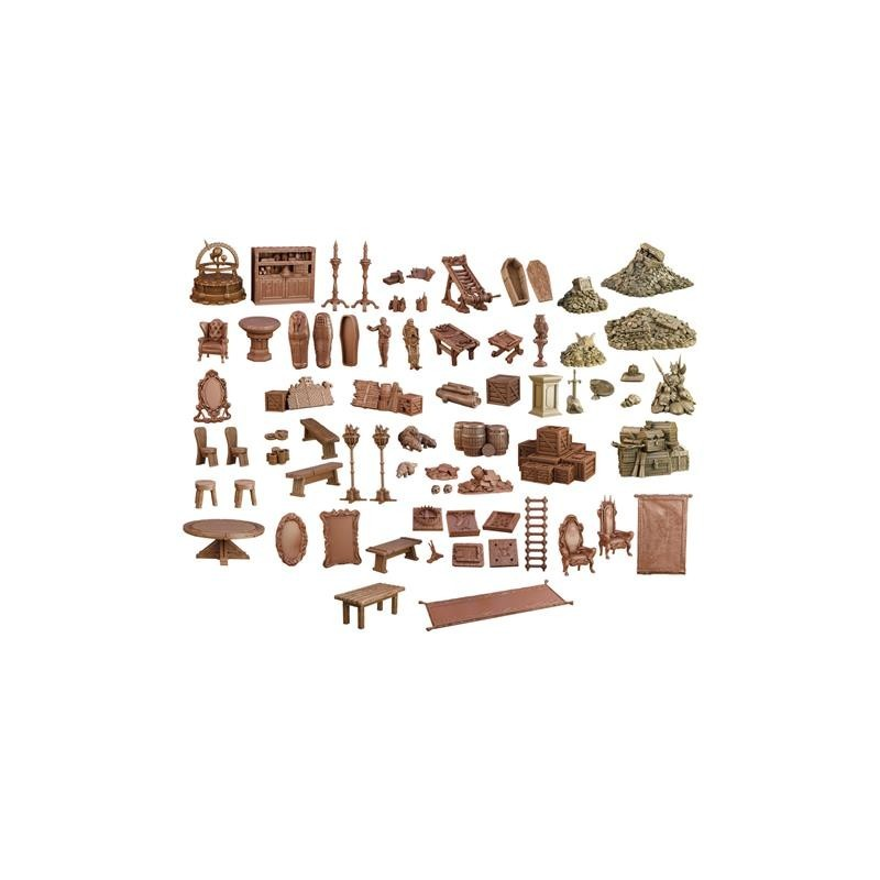 Terrain Crate: Dungeon Essentials