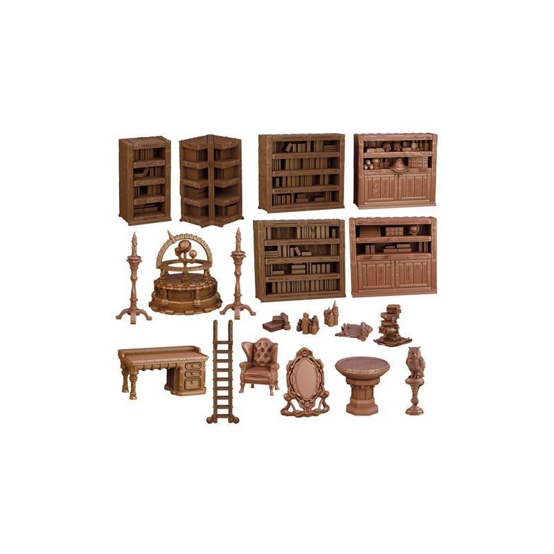 Terrain Crate: Studio del Mago