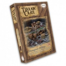 Terrain Crate: Dungeon in rovina