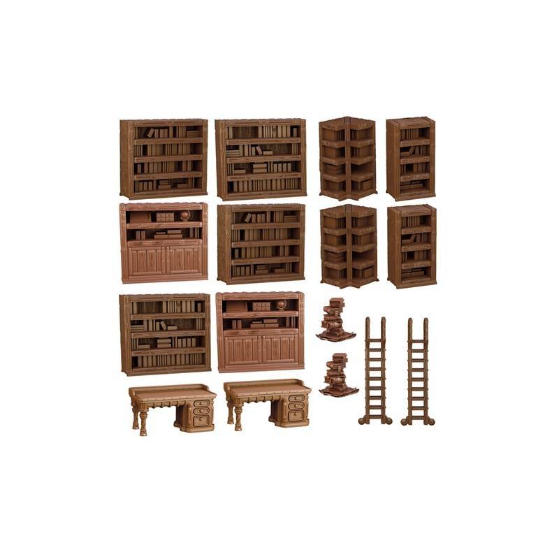 Terrain Crate: Biblioteca