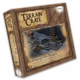Terrain Crate: Trappole del Dungeon
