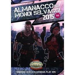Almanacco dei Mondi Selvaggi 2015