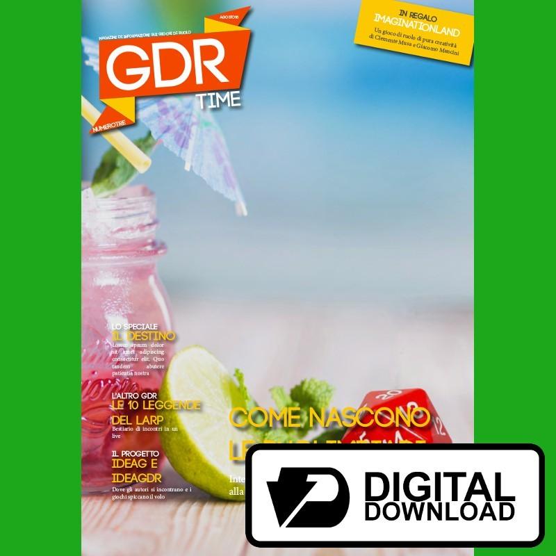GDR Time: N 3 (Agosto 2018)
