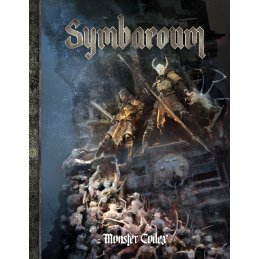 Symbaroum: Monster Codex (+PDF) (PREORDER - Scegli la Cover)